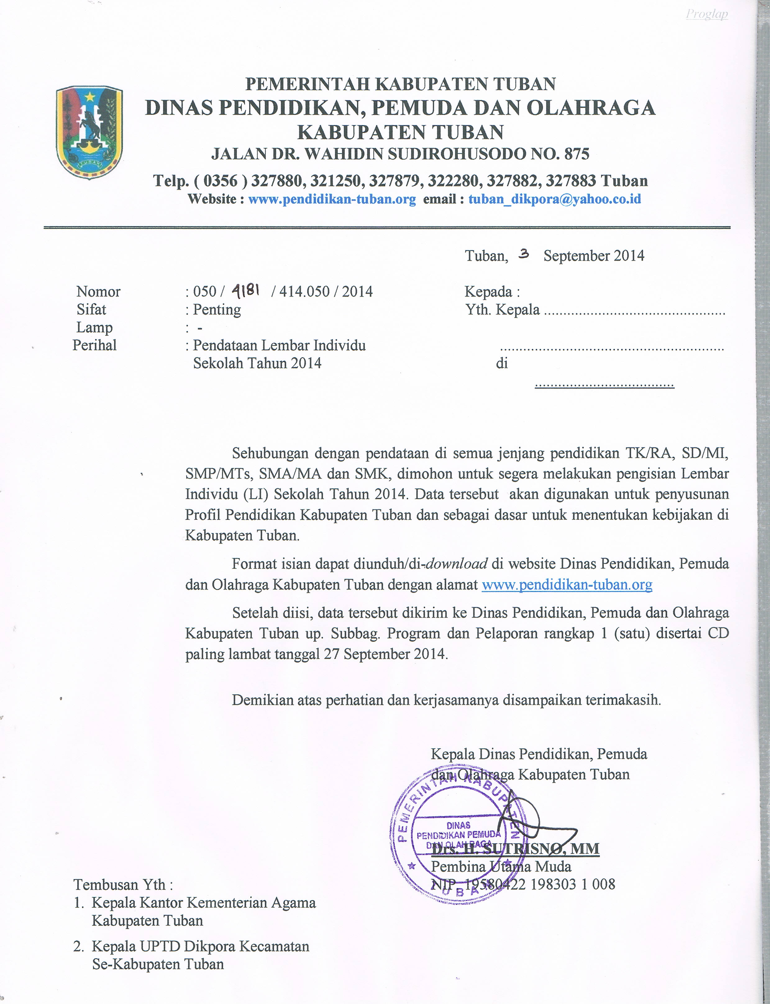 Kkmi Kecamatan Soko Forum Komunikasi Ra Mi Se Kecamatan Soko